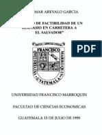 Estudio de Factibilidad de Un Gimnasio en El Salvador