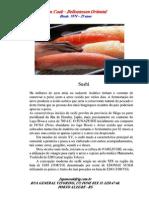 Apostila de Sushi