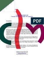 Código Deontológico CLM