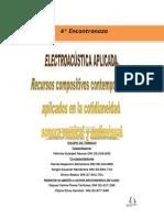 Electroacústica Aplicada. Recursos Compositivos Contemporáneos Utilizados en La Cotidianeidad Sonora