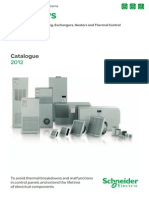 Climasys Thermal Management System Universal Enclosures - Catalogue 2012
