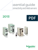 Networks, Connectivity and Web Servers - The Essential Guide 2013