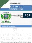 Control PD Para Seguidor de Linea