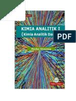 UNIMED-Books-26448-Buku Kimia Analitik I (Analitik Dasar) ISBN (Manihar)
