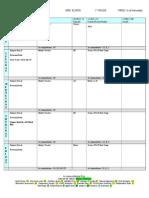 jt tremaine - 2014 13th week lesson plans