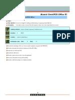 Alcatel Omnipcx Office r1