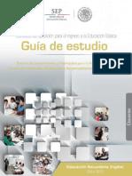 Guia Exain-Ingles Sec