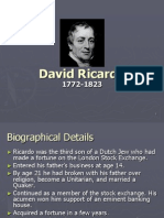 David Ricardo 2