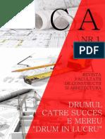 Revista Facultatii de Constructii si Arhitectura