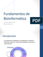 Bio Inform á Tica