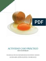 Caso Huevo Pasteurizado