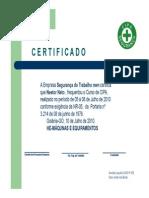 Certificado Cipa Site Segurança Do Trabalho Nwn [Modo de Compatibilidade]