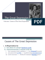 edsc 304 causes of the great depression lecture