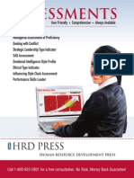 HRD Press - Assessments