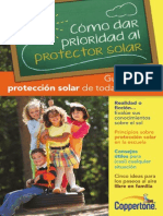 Coppertone Sun Protection Guide (Espanol)