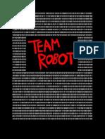 Team Robot Resume v.4