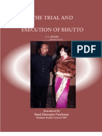 The Trial and Execution of Bhutto