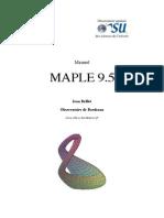 Manuel Maple 9.5