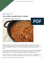 Arroz caldoso con pollo, habas y aceitunas.pdf
