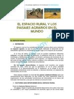 Paisajes Agrarios en El Mundo