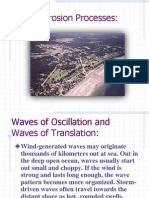 Coastal Erosion Processes