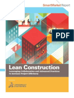 Lean Construction SMR 2013