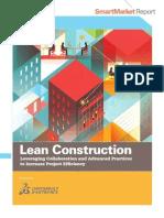 Lean Construction SMR 2013