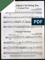 Wedding Album (for string trio) Viola part