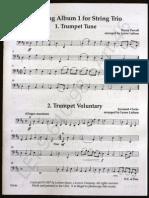 Wedding Album (for string trio) Cello part