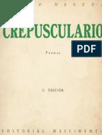 Neruda - Crepusculario