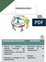 3Tipos de Organizaciones