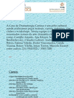 Casa de Dramaturgia Carioca