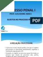 03- Sujeitos No Processo Penal - PDF