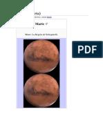 Marte nasa``s