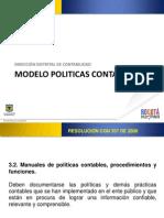 Auditoria I Modelo Politicas Contables
