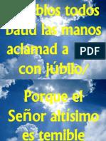 7. Canción Pueblos Todos Batid Las Manos Et Al