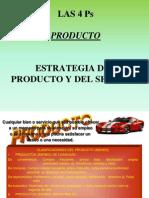 Capitulo IV Estrategias de Productos