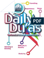 FOSIS Daily Du'as