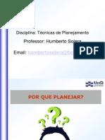 Tecnicas de Planejamento PDF - Cópia