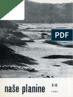 Nase Planine 9-10 1984