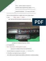 Manual de Reset Da SAMSUNG SCX-4300 v3