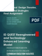 idquest reengineered model presentation final
