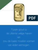 Goud Brochure