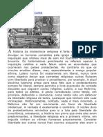 A Inquisição Protestante