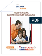 ICICI Pru Smart Kid Premier