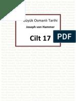 Hammer - Büyük Osmanlı Tarihi 17.Cilt