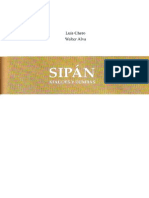 Sipán, Ataudes y Tumbas