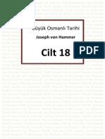Hammer - Büyük Osmanlı Tarihi 18.Cilt