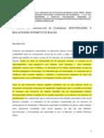 U3.3 DGCyE Identidades y Relaciones Interculturales