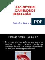 PRESSÃO ARTERIAL e Mecanismos de Ajuste